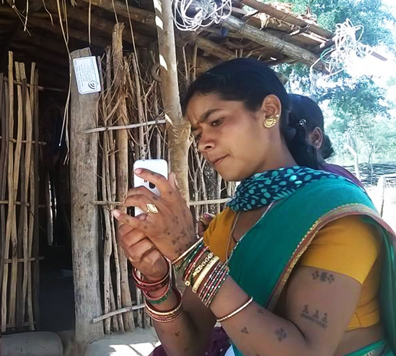 One phone call changed 800 lives in a village.
