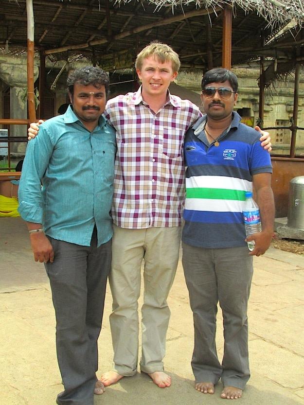 Karthi, Suresh, me