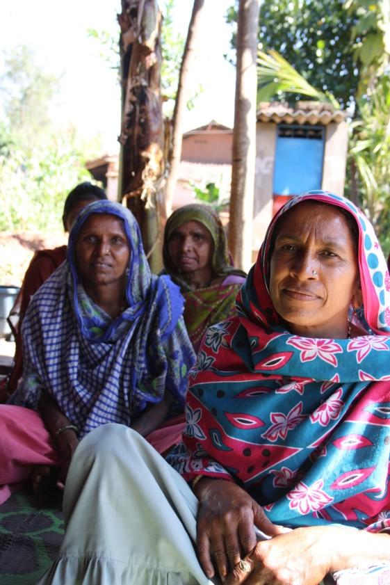 Bhorkundiya Women