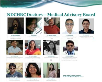 NDCHRC - Medical Advisory Board
