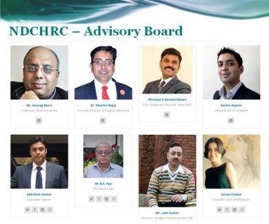 NDCHRC - Advisory Board