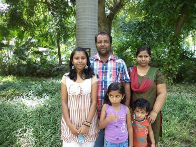 Dipa's Family
