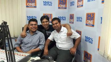 Coverage in Radio One 94.3 FM
