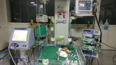 On respiratory support