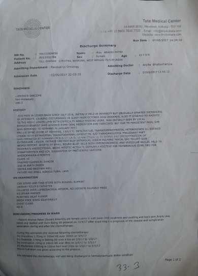 Medical Report 1.2