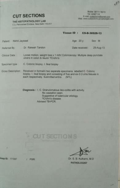 Medical Record - 3