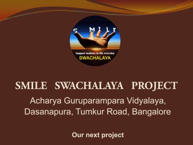 Upcoming Project at Acharya school, Dasanapura
