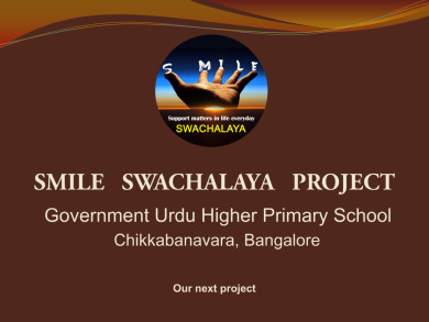 Upcoming Project at Urdu school Chikkabanavara