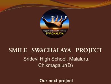 Next upcoming project at Malalur Village, Chikmagalur