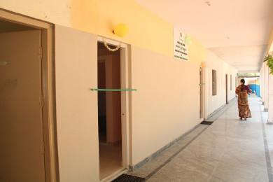 Swachalaya Official Launch at Sri Sharadha school, Tippasandra Village