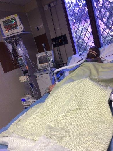 Hospital ICU PIC