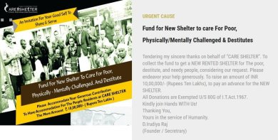 urgent need for money
