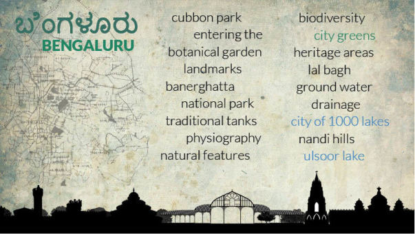 Nature in the City, Bengaluru