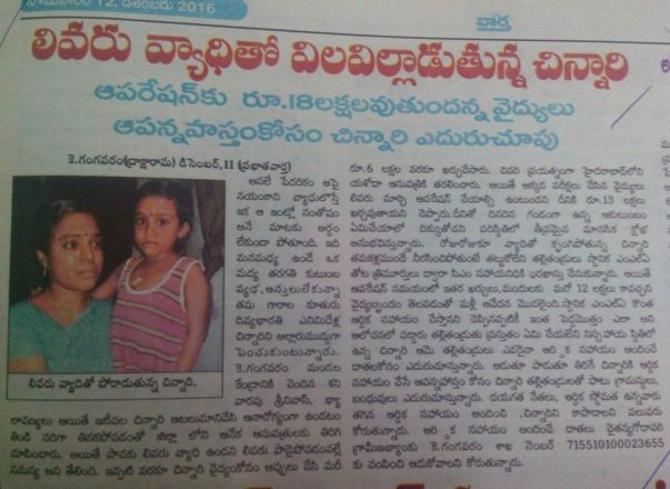 Article in the Newspapers