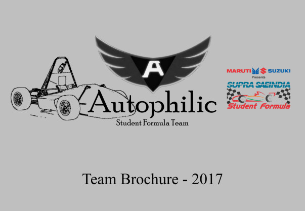 Team Brochure