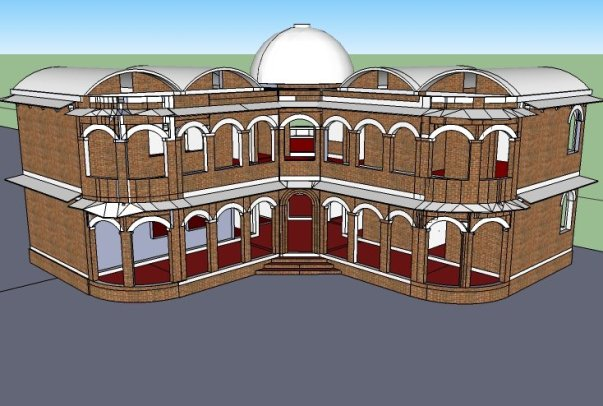 Design preview - Front View