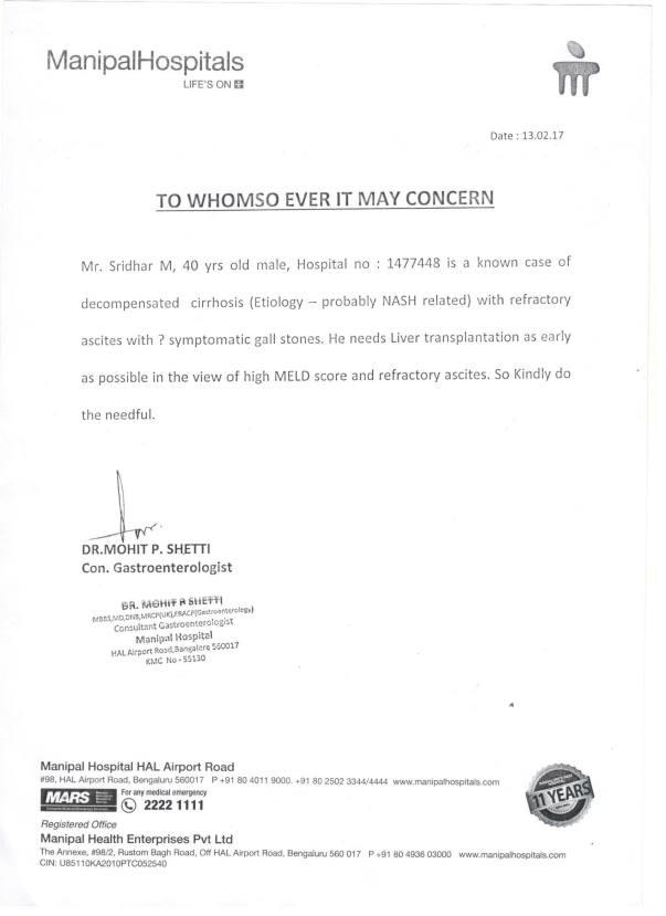 Dr covering letter