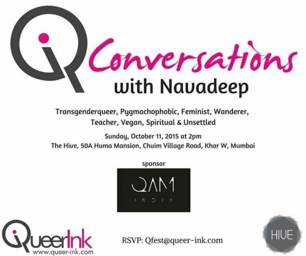 QConversations with Navadeep