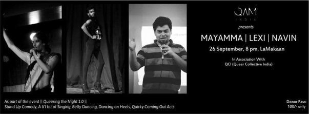 Queering the Night with QCI, Hyderabad