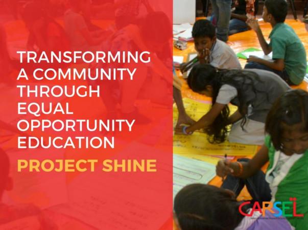 Project Shine Presentation