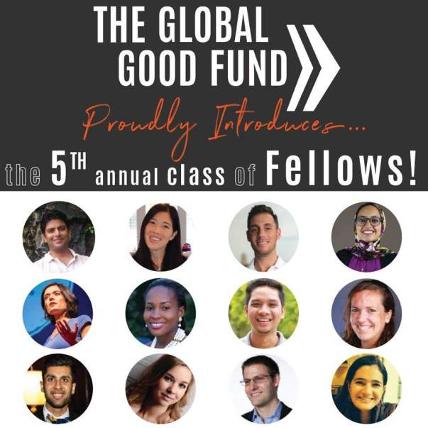 Global good fund fellow