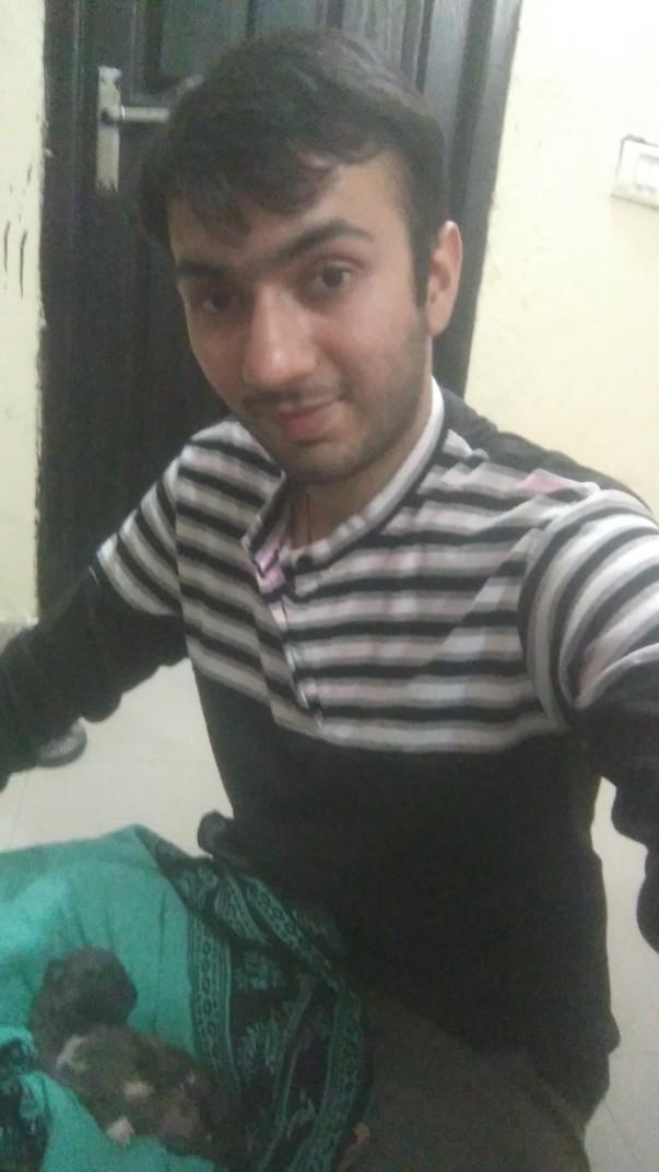Me with Veeru