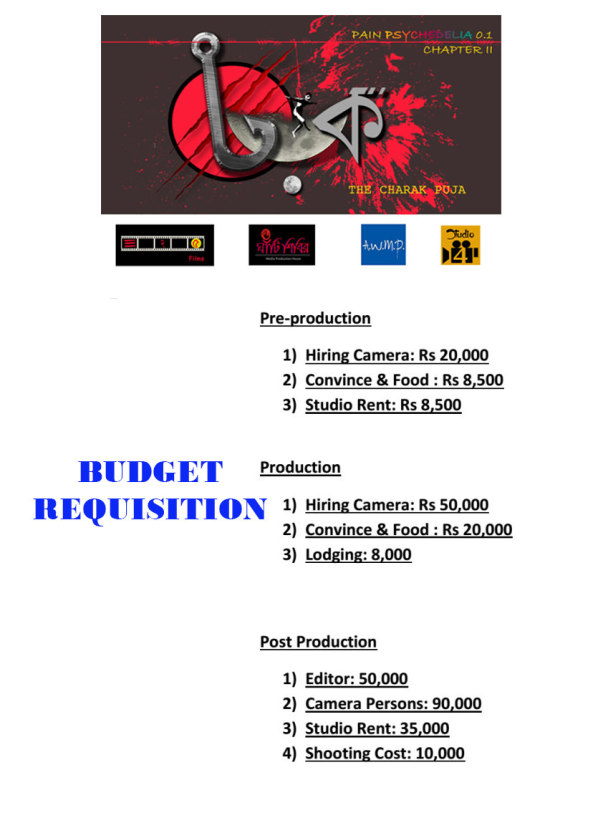 Budget Requisition