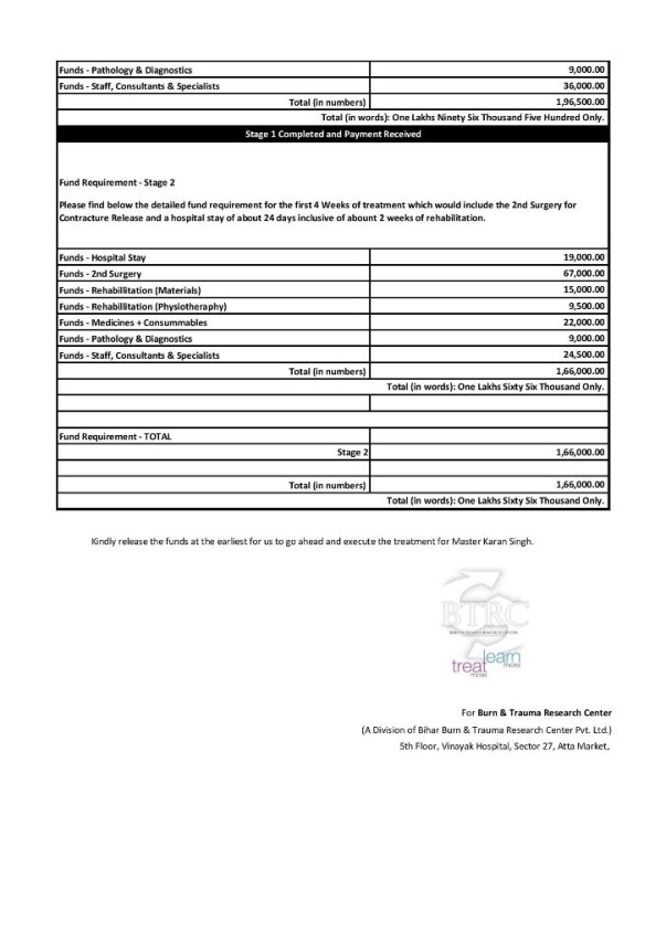 expenditure 2