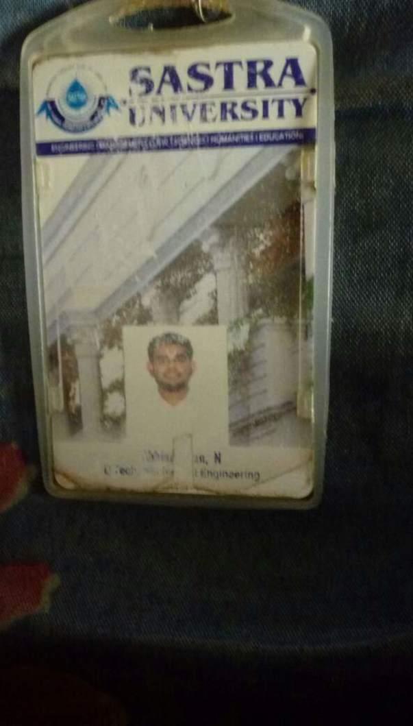 Abhinandhan College ID