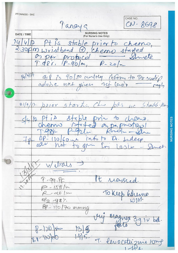 Tanaya's Treatment Updated Document (2/18)
