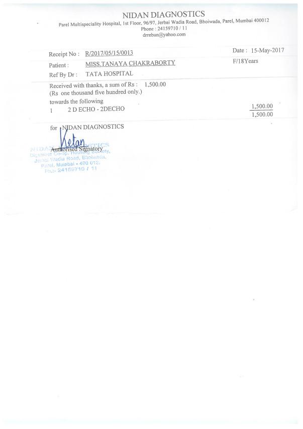 Tanaya's Treatment Updated Document (13/18)
