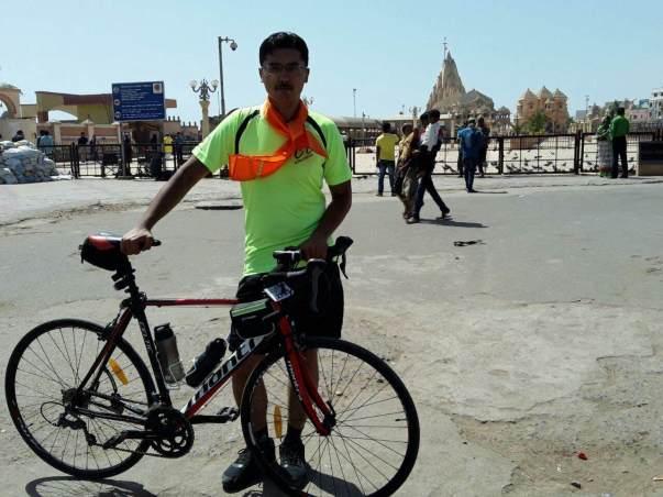 Porbandar to Somnath ride