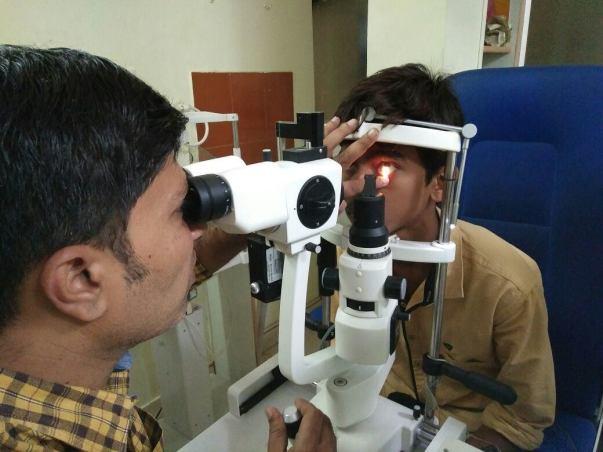 Free Eye Checkup