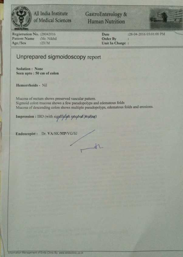 Medical Record - 16