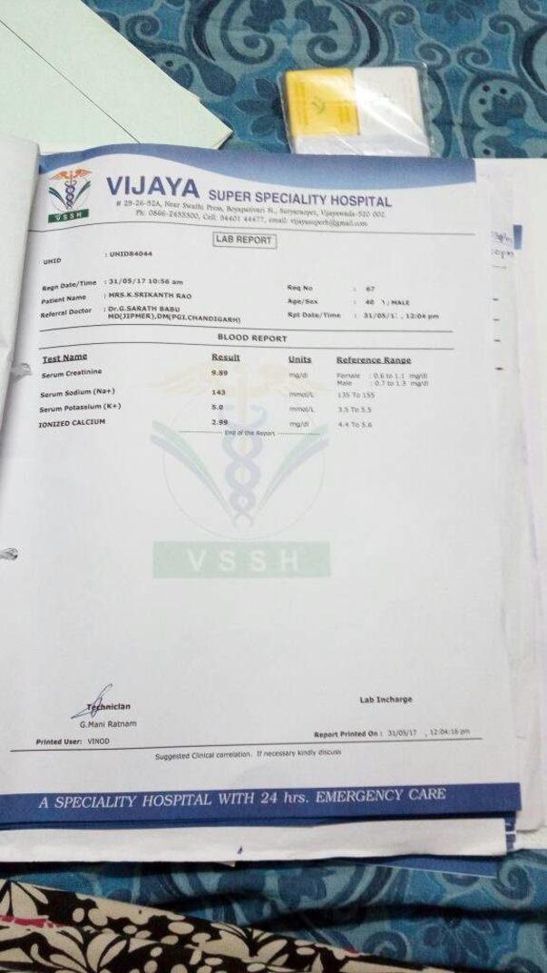 Medical Reports