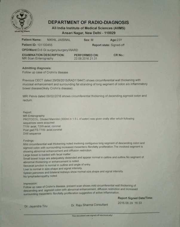 Medical Record - 22