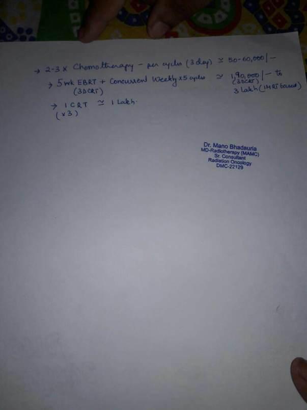 Dr's Estimation-page 2