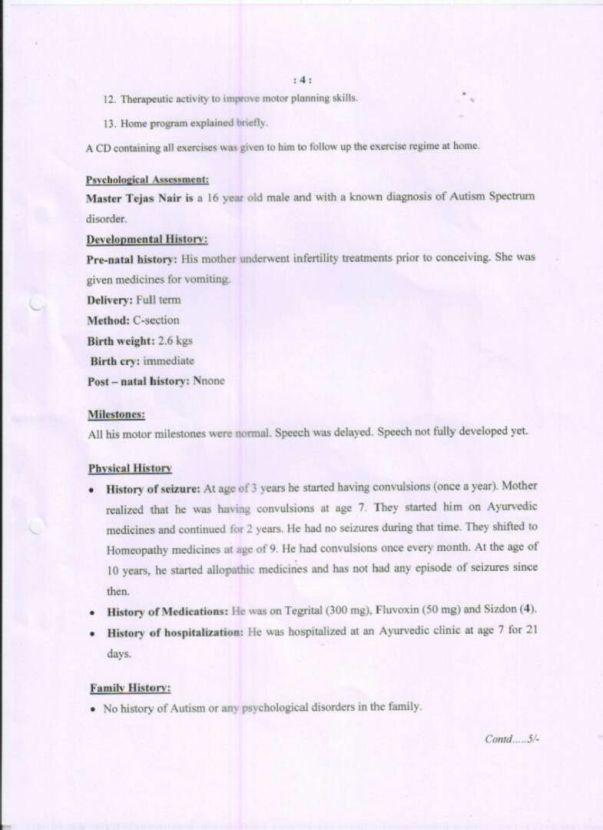Page 4 - NRRT Treatement Details