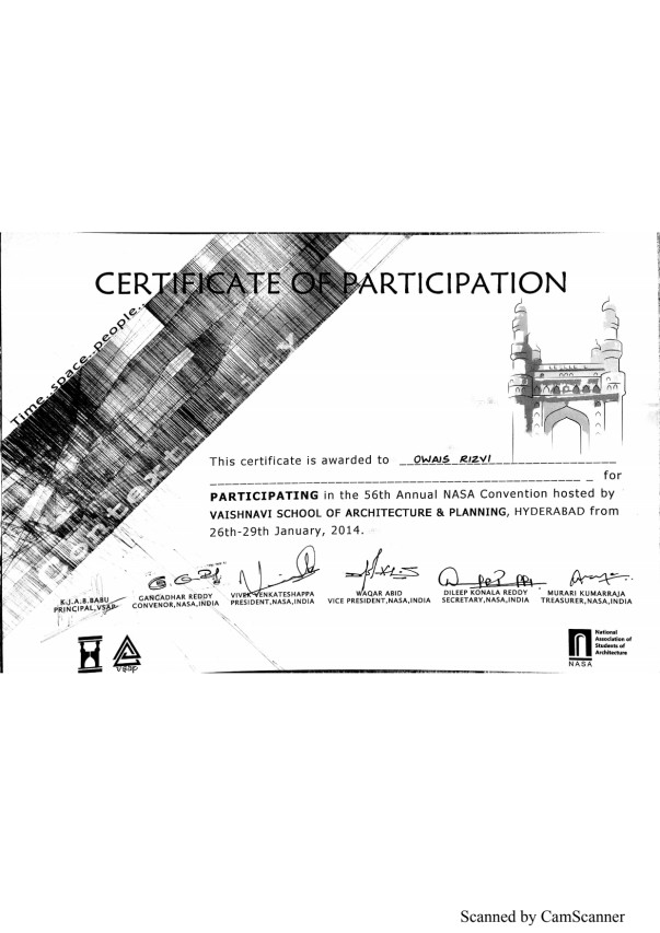 LIK trophy - Citation