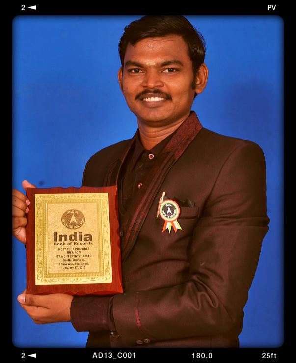 ACHIEVER IN INDIA BOOK OF RECORD
