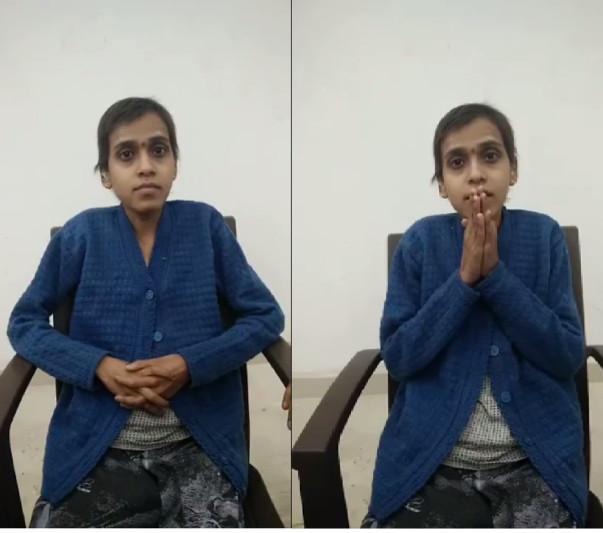 at present she is at Hassan, Karnataka