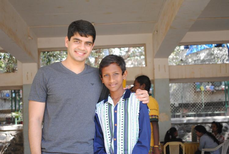 Abhishek and Steven