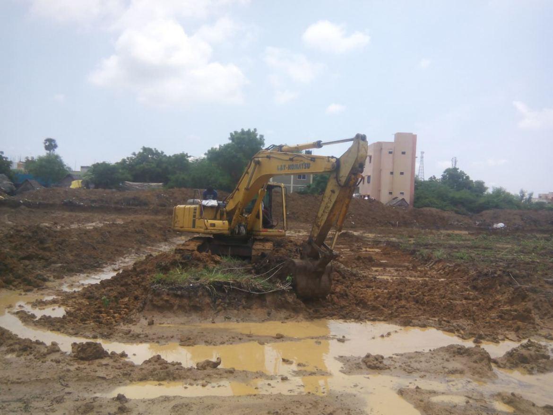 Chella perumal nagar pond Restoration