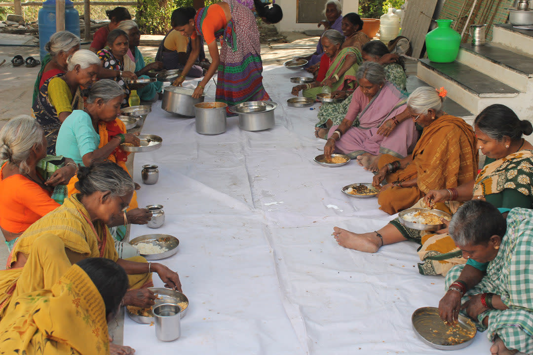 Sponsorship of Nutritious Meal for Destitute Elders