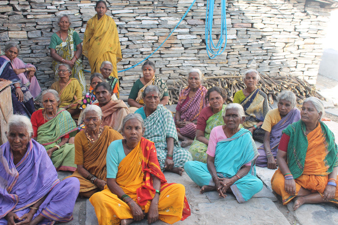 Make a Donation for Destitute Elders