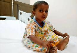Help 3 Year Old Dharshini To Recover | Milaap