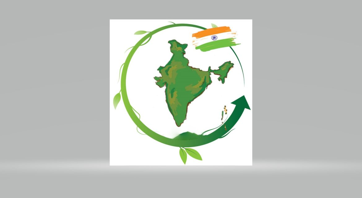 Lets together make india green again