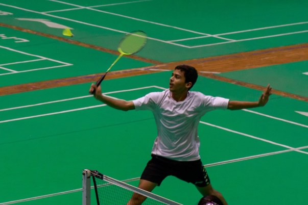 Help Vamsi Krishna become India's next badminton big | Milaap