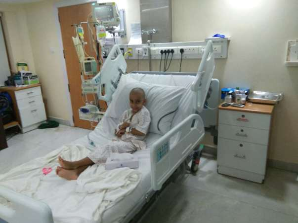 Help 5-year-old Dua Zehra fight a severe blood disorder | Milaap