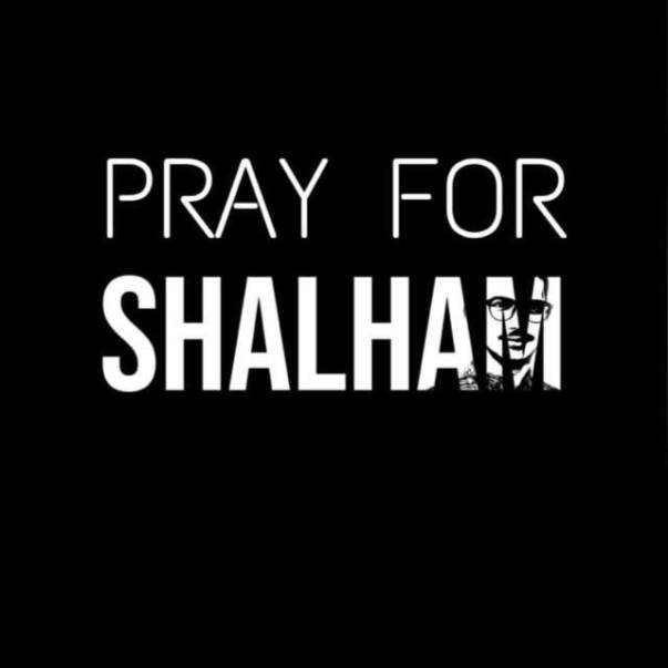 Pray for Shalham